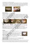 Мысок пинетка выполняется крючком пряжей белого цвета, как в настоящих кедах, описание 4