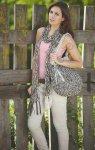 Вязание сумки и шарфика Hortensia
