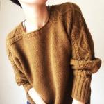 Вязаный свитер Machi