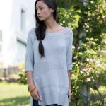 Модный пуловер Landscape